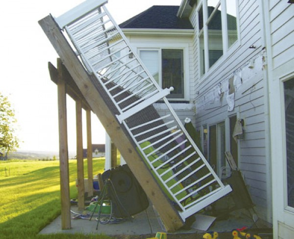 The #1 Reason Decks Collapse and How You Can Prevent It